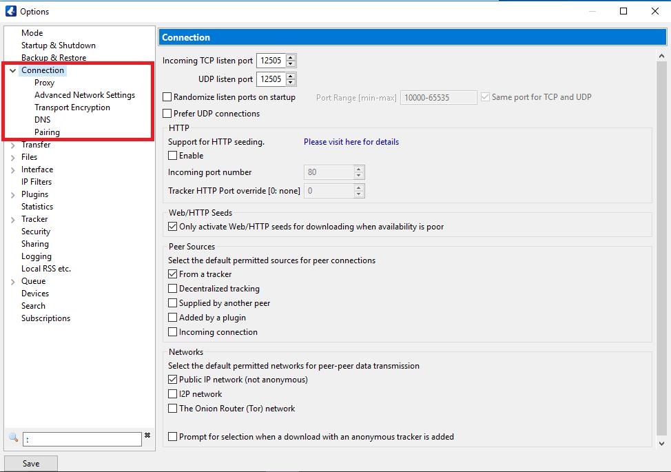 VUZE Setup Guide - Windscribe
